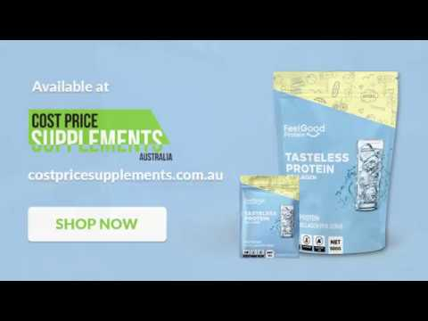 Cost Price Supplements - Tasteless Protein