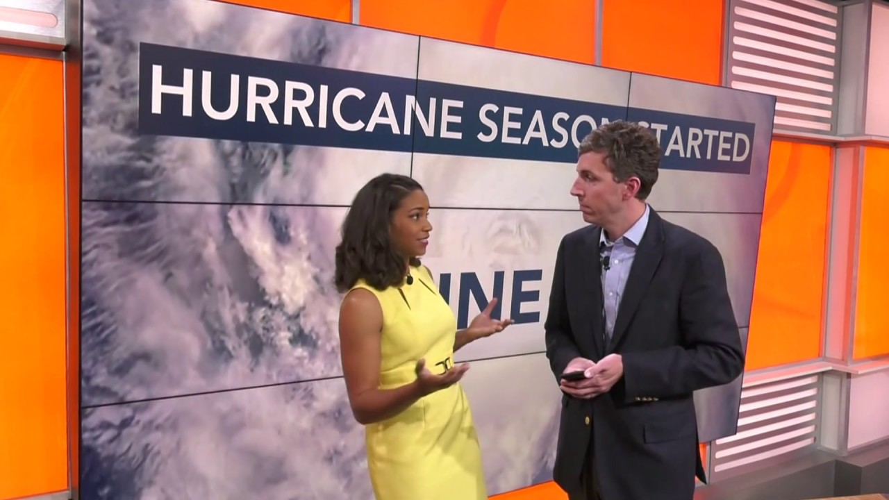 AccuWeather: LIVE: AccuWeather & Verizon News 2018 Hurricane Season Update