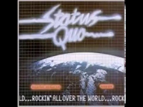 Status Quo - Dirty Water (1st Demo 1976)