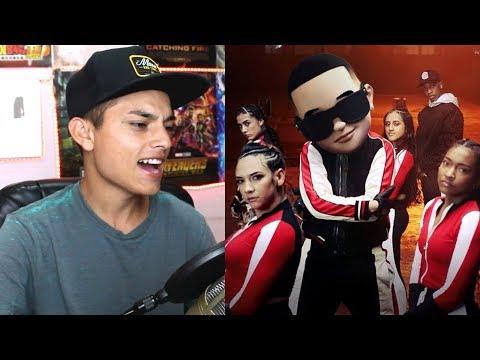 [Reaccion] Daddy Yankee & Snow - Con Calma (Video Oficial) Themaxready