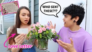 SOMEONE SENT MY GIRLFRIEND THIS... *Shocking*