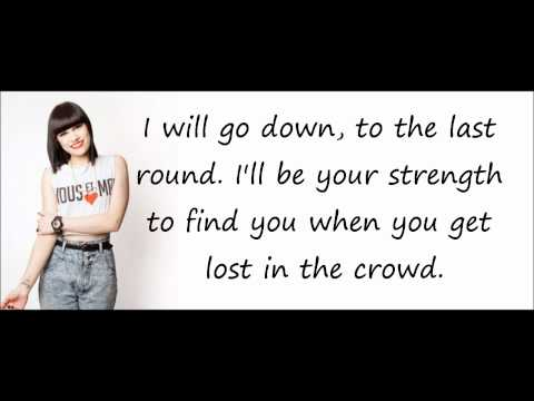 Jessie J - Casualty Of Love LYRICS [HD]