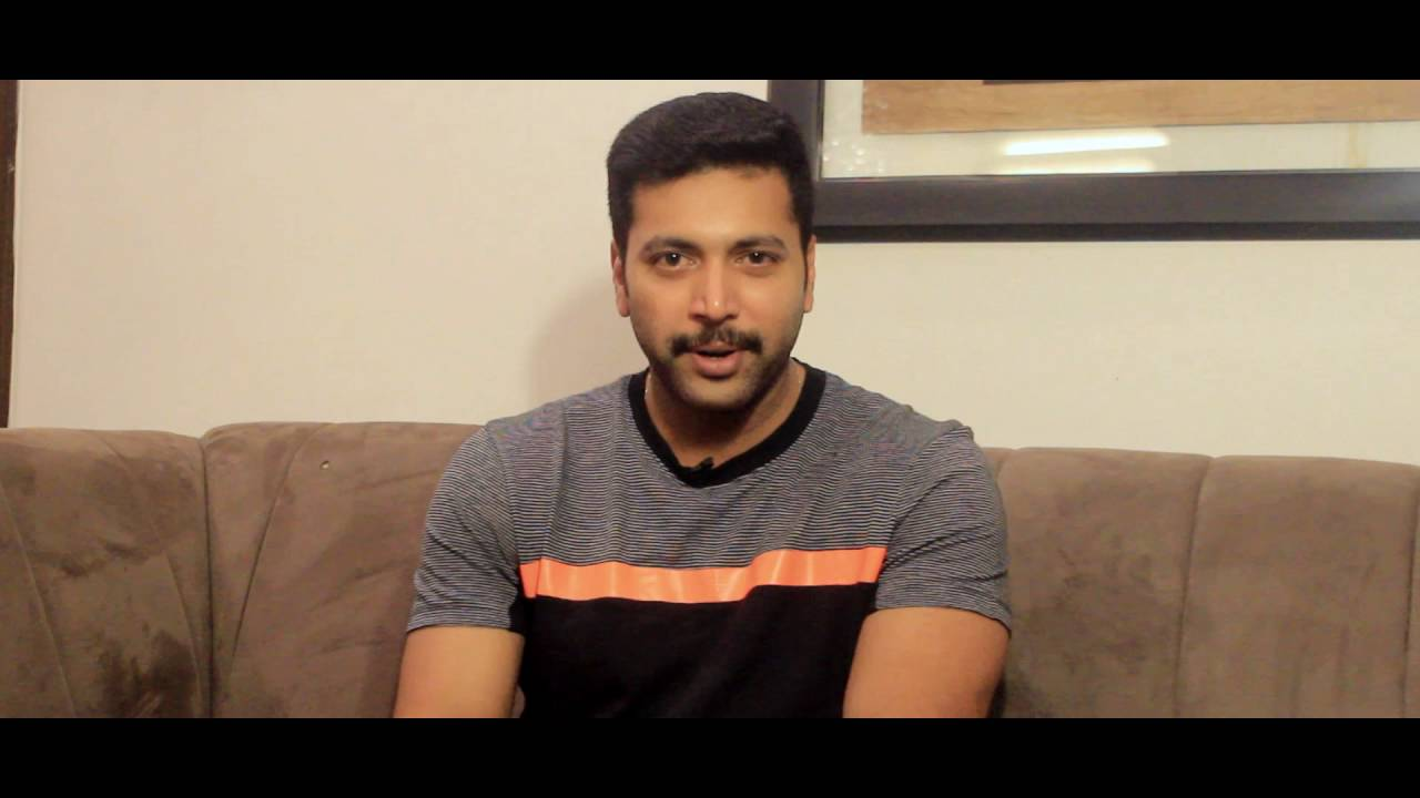Actor Jayam Ravi about Semma Piece Song from Sagaa | Andrea