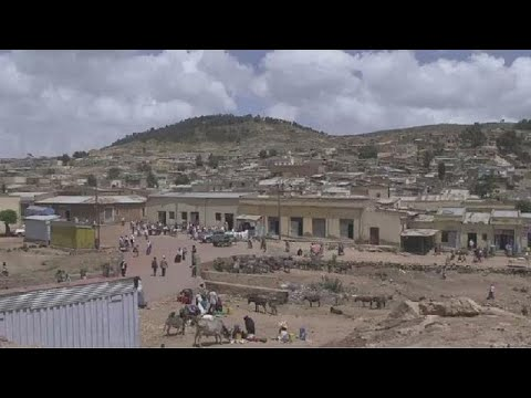 Trade, migration bring life to Ethiopia-Eritrea border