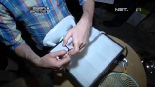 NET12 Produk Penyaring Udara Harga Ekonomis Hasil Ilmuwan Cina