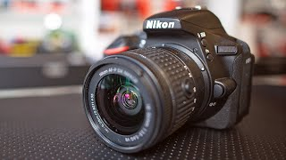Nikon D5600 Hands-On and Opinion