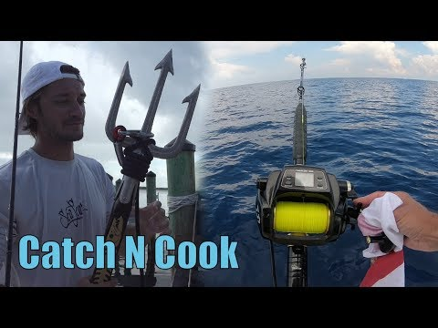 Swordfishing Fail  Leads To $600 Fish Dip {Catch Clean And Cook}