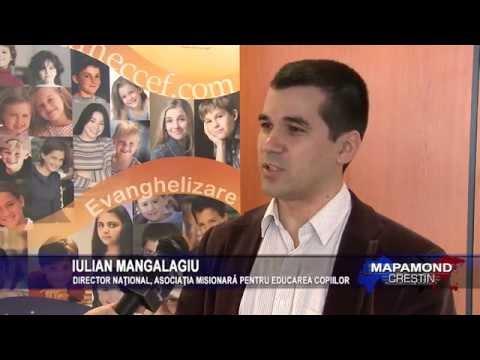 AMEC Romania castiga copiii pentru Hristos
