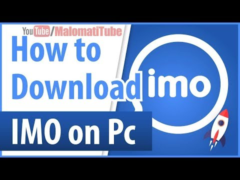 How to Download & Install IMO on Windows 10 Laptop in Urdu