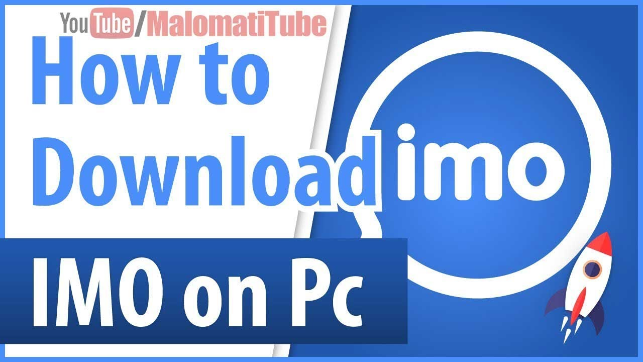 download imo app in laptop