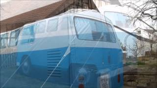 VW Campervan Tent with Bonus Annoying Jingle Music