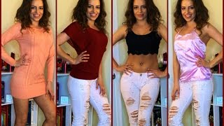 TRY ON HAUL: LINGERIE, CLOTHES, JEWELRY, MAKEUP!