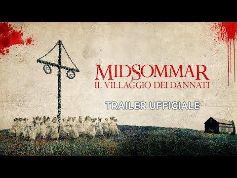 Midsommar - Il villaggio dei dannati. Trailer italiano ufficiale [HD]