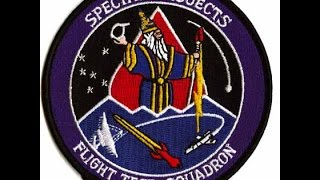 Flight Test Squadron Patches. PART 1 of 2. Very Compelling.
