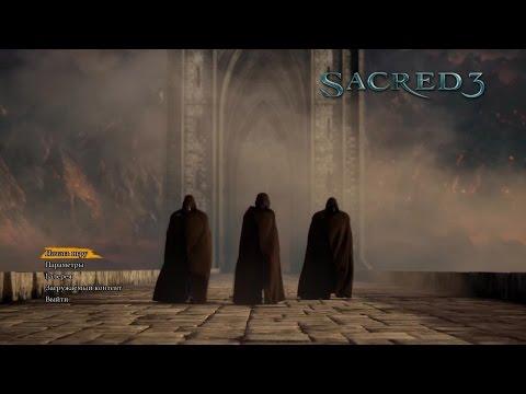 Sacred 3 (Обзор героев)
