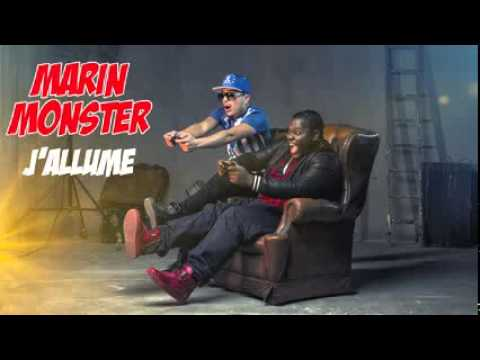 Marin Monster - J'allume [Clip Officiel]
