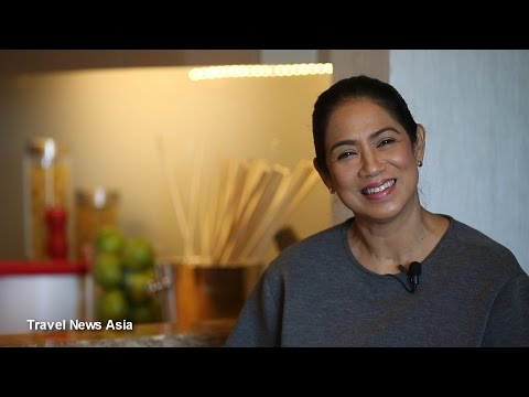 Asia's Best Female Chef - Margarita Forés - and Filipino Cuisine Interview - HD