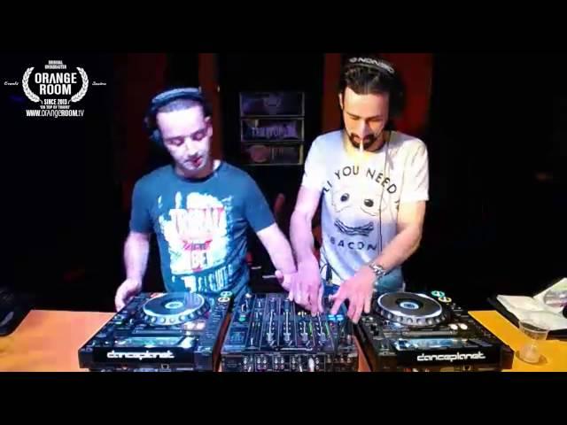 Orange Room Porto w/ Must  be Groove, Full Techno Set,  Episode 114, Part 1