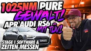 JP Performance - 1025 NM PURE GEWALT mit TÜV | Audi RS6 APR Software