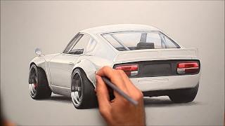 Datsun 240z (FuguZ) Rendering