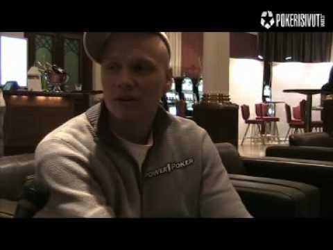 "Helsingin Midnight Sun 2009 Pot Limit Omaha 200+20 Ilari ""Ziigmund"" Sahamies"