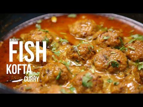 রুই মাছের কোফতা কারি |Jamai Sasthi Menu | Rui Fish Kofta Curry Easy Making Process | Bengali Thali