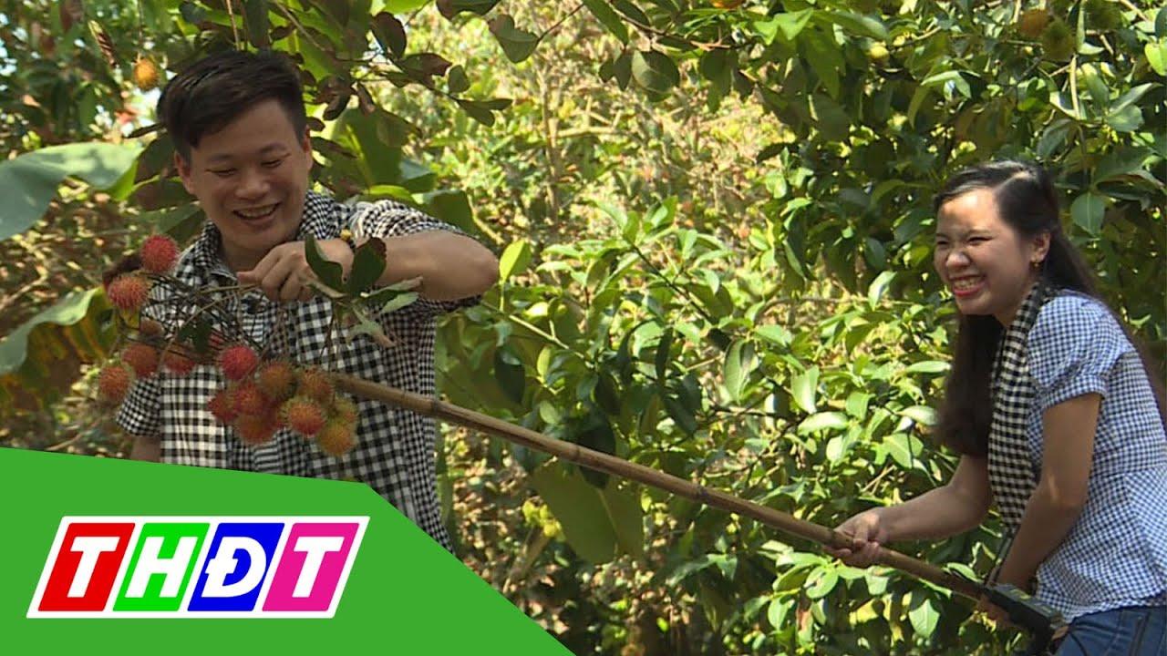 Tham quan vườn trái cây Thanh Hiền – Châu Thành | Tạp chí Du lịch xanh – 15/5/2020 | THDT
