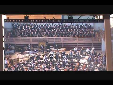 Weill Hall - Green Music Center 2012