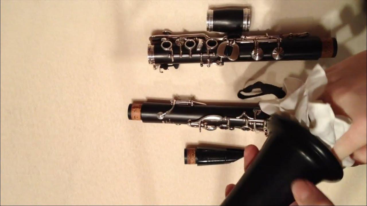 klarinette reinigen und pflegen so geht 39 s youtube. Black Bedroom Furniture Sets. Home Design Ideas