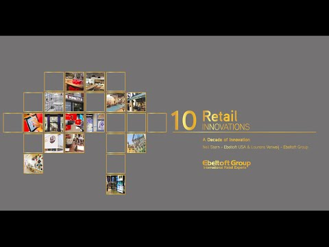 Global Retail INNOVATIONS - A Decade of Change