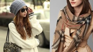 Fashion Accessories - Top 10 Must Have Winter Accessories For Women