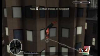 Spider-Man: Web of Shadows Walkthrough Part 1 (Wii)