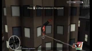 Spider-Man: Web of Shadows Walkthrough Part 1 (Wii)