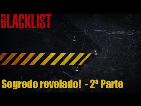 O MAIOR Segredo De Reddington PARTE 2 Lista Negra (The Blacklist)