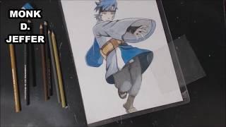 HOW TO DRAW MITSUKI (NARUTO)