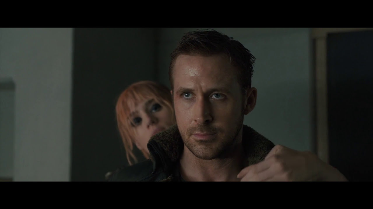 Blade Runner 2049 Love Scene But With The Only God Forgives Soundtrack Youtube