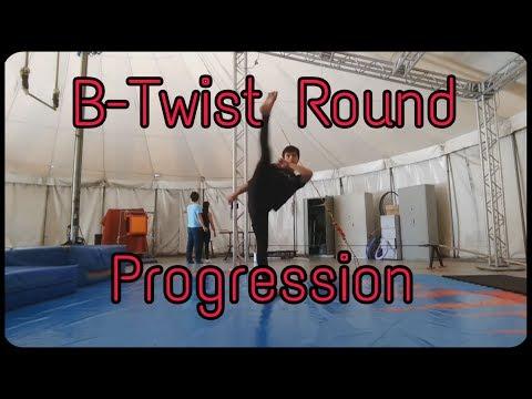 My B-Twist Round Progression