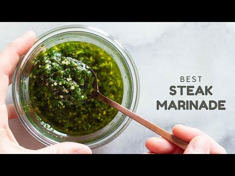 Chimichurri | The Best Sauce For Your Steak
