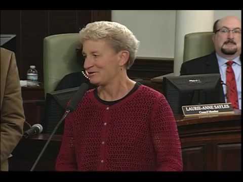 Gaithersburg Mayor & Council Meeting: December 4, 2017