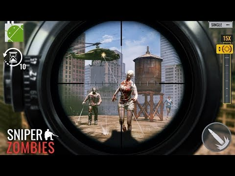 Sniper Zombies (by VNG Game Studios) - Android Gameplay FHD