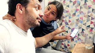 She checked my WhatsApp Messages | My Last VLOG