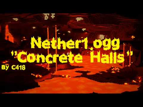 Minecraft Nether Music 1/4 - Concrete Halls (Nether1.ogg)