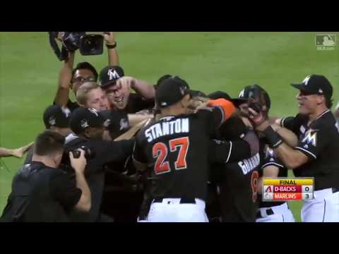 Miami Marlins 2017: Best of June