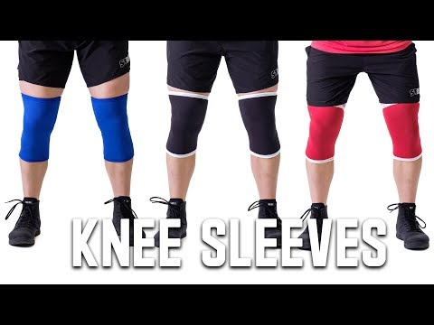 The Best Knee Sleeves Not SBD or STrong!
