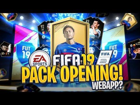 FIFA 19 WEB APP?