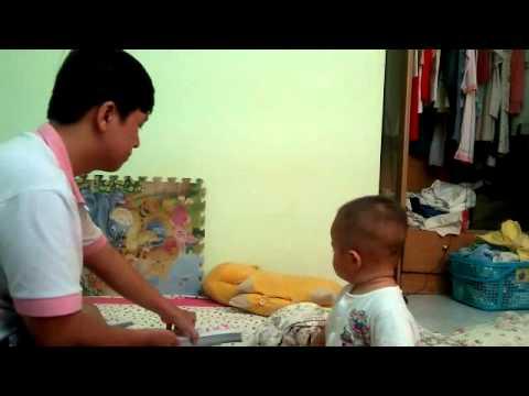 Dạy trẻ biết đọc sớm theo phương pháp Glenn Doman