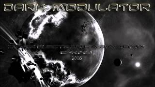 Dark Electronica Radio Show Spring Mix 2016 From DJ DARK MODULATOR