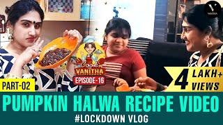 Pumpkin Halwa or Kasi Halwa  Cooku with Comali winning Recipe  Cook with VV  Epi 16 - Part 2