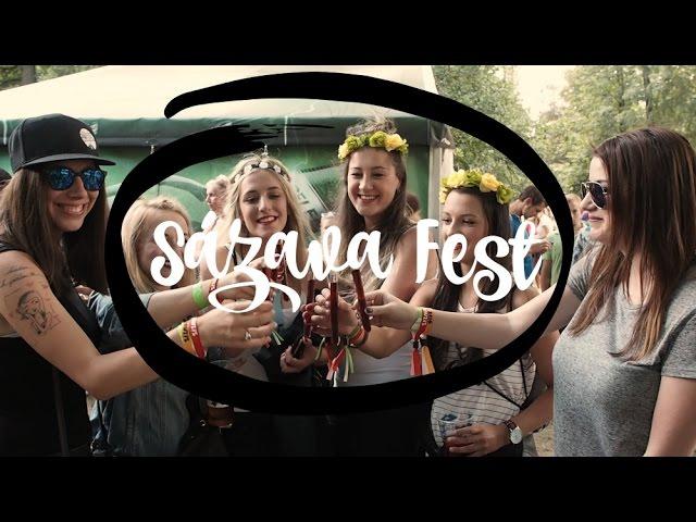 SÁZAVA FEST 2016 | Shopaholic Nicol
