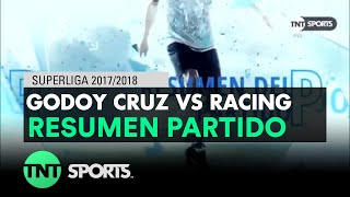 Video Gol Pertandingan Godoy Cruz vs Racing Club